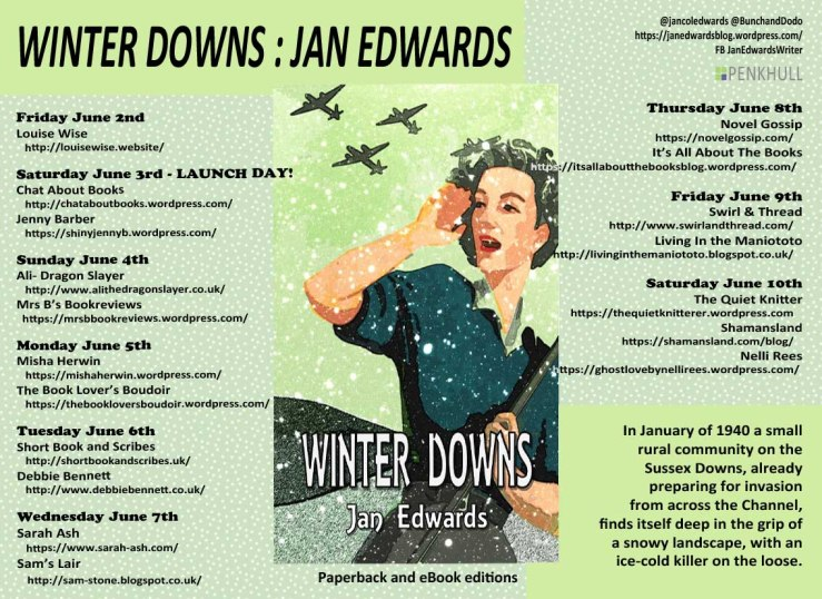 winter downs tour date 2